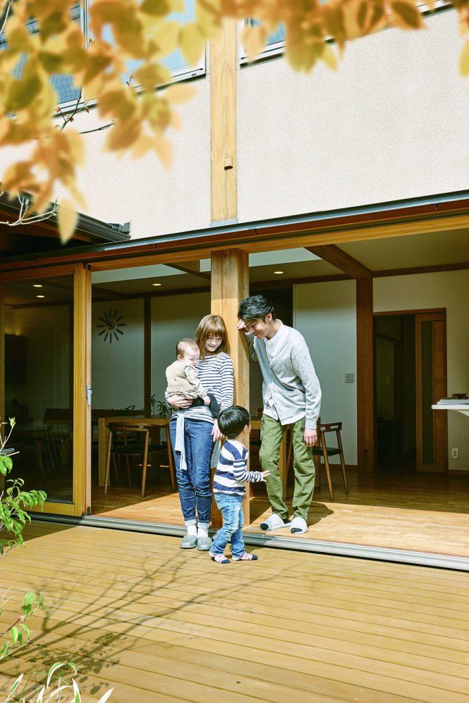 健康住宅エアサイクルの家