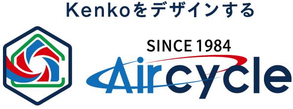 エアサイクルの家ロゴ